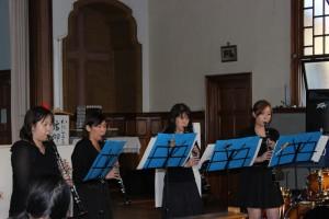 クラリネット4重奏2013