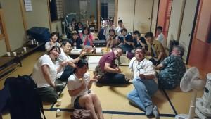 矢代夏祭り_集合2015